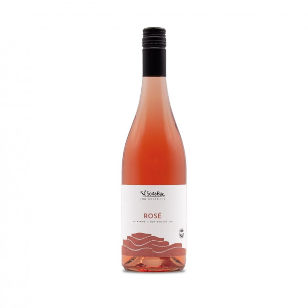 SodaBär Wine Selection Rose trocken 0,75l