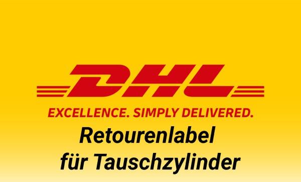 DHL Rücksendemarke Deutschland bis 31,5 kg
