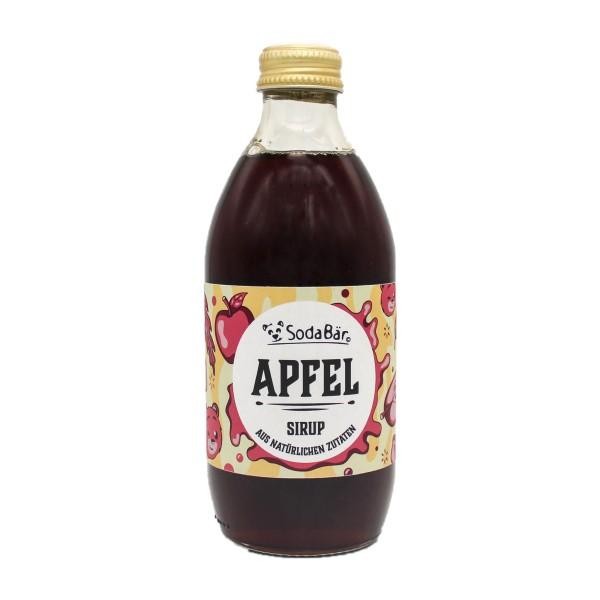 Natural Apfel-Sirup