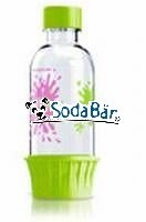 Soda Stream PET Flasche 0,5 l Splash - gruen